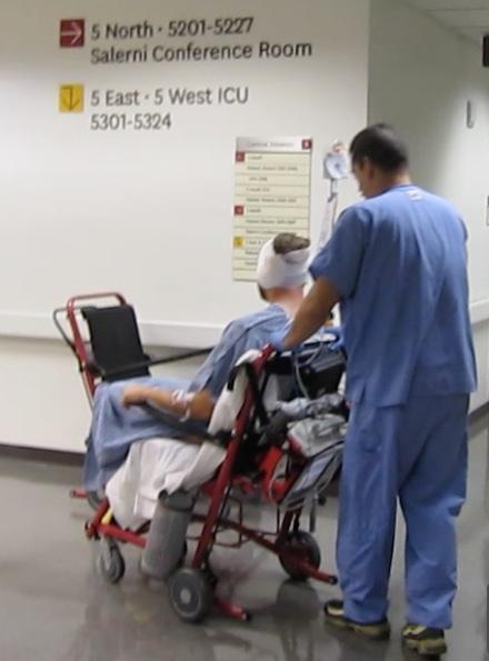 brent at hospital